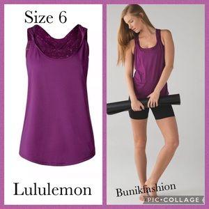 Lululemon ready & go tank